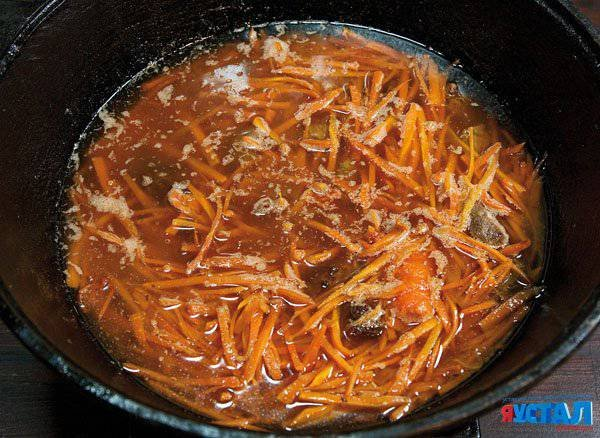 Зирвак рецепт с пошагово