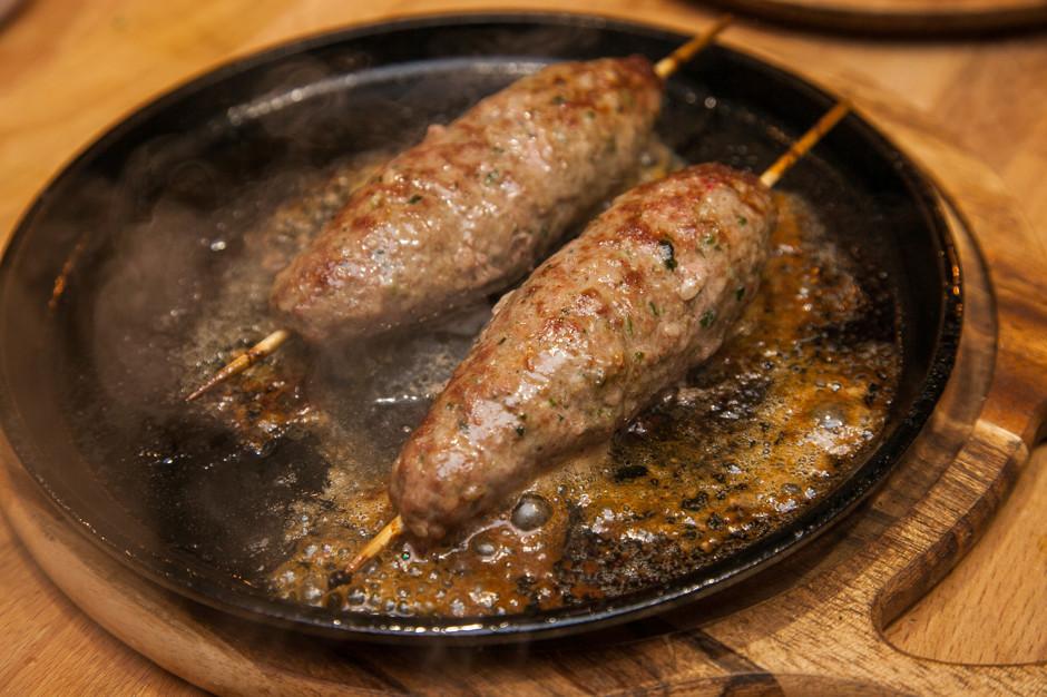 Как готовить люля-кебаб в домашних условиях в сковороде