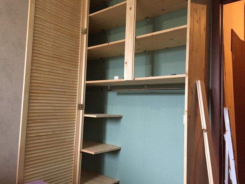 Легкий шкаф своими руками 21