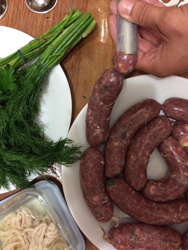 Как сделать колбаски своими руками 47