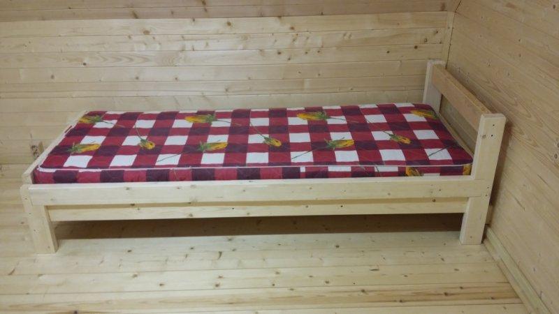 Как быстро и дешево сделать кровать 93