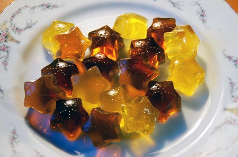 Рецепт желейных конфет в домашних условиях 619