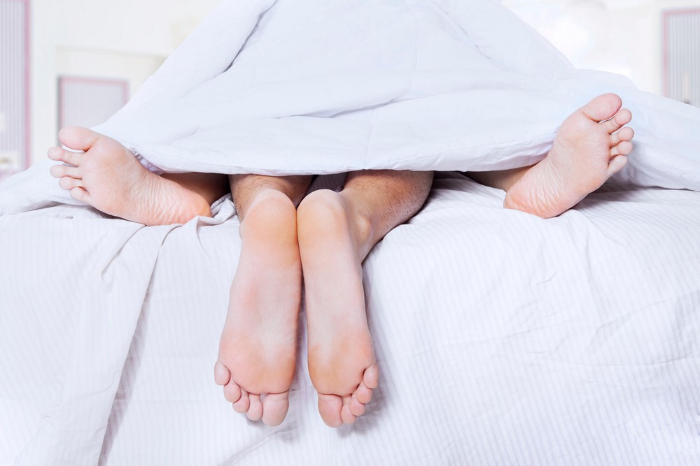 Ноги Девственница