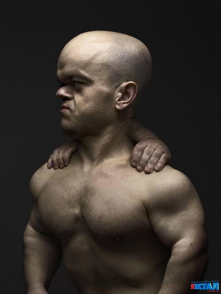 как выглядит гибрид человека и серых фото