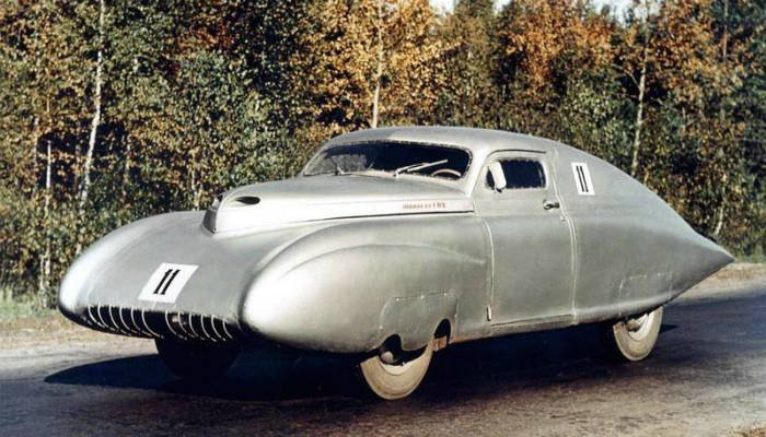 Необычные автомобильные концепты, которые были разработаны в СССР