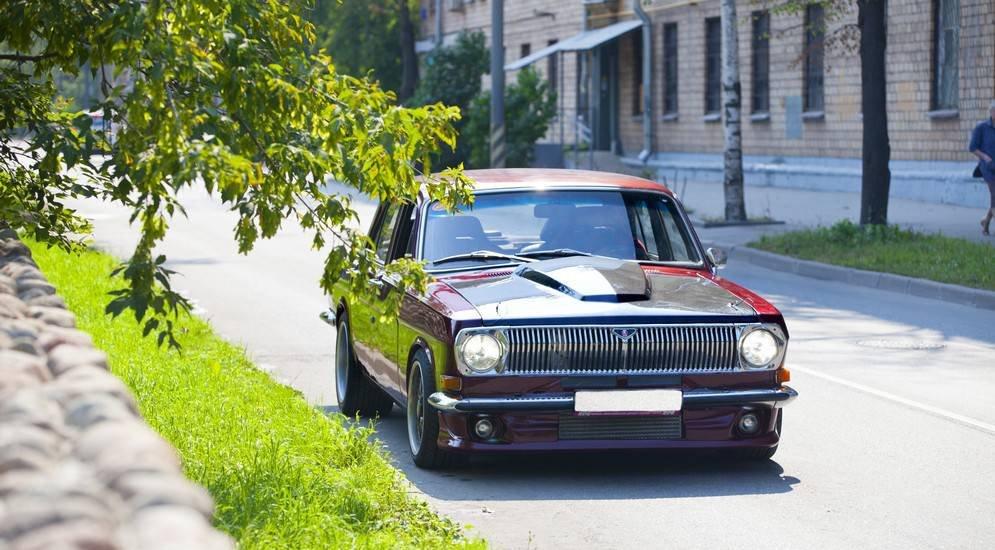 Тюнинг ГАЗ-24