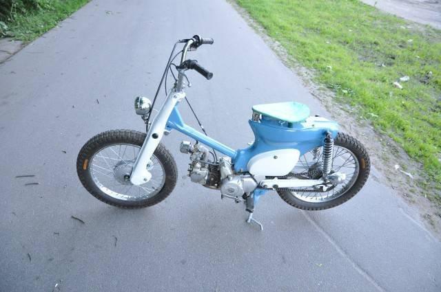 1442640992 kastom moped honda super cub 15