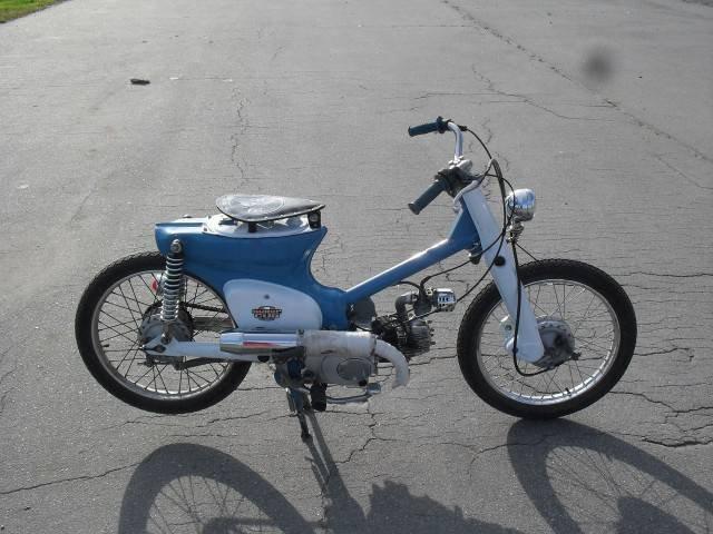 1442641030 kastom moped honda super cub 23
