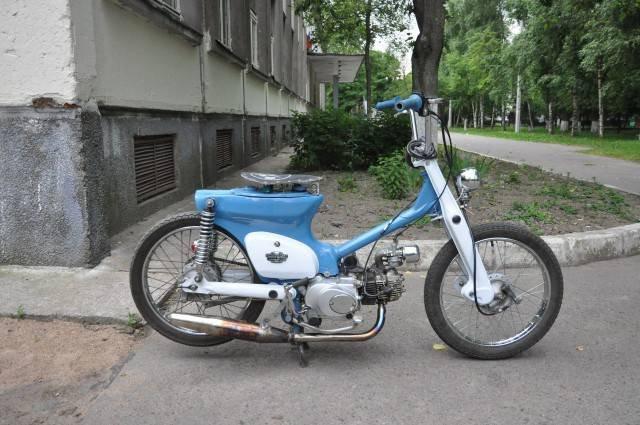 1442641048 kastom moped honda super cub 21