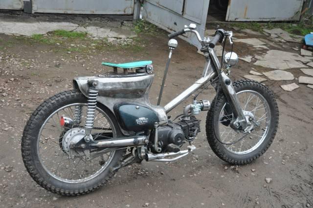 1442641054 kastom moped honda super cub 12