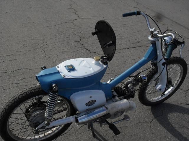 1442641347 kastom moped honda super cub 24