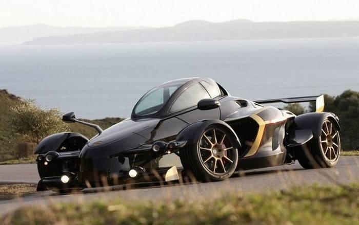 Эксклюзивные автомобили, которые не по карману даже богачам