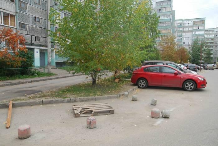 1446612496 16 zabavnyh sposobov kotorye pomogut zanyat parkovochnoe mesto 9