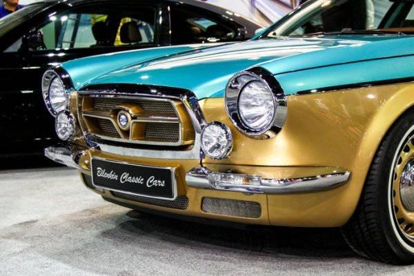 На автосалоне в Дубае представили Российский автомобиль  BILENKIN VINTAGE