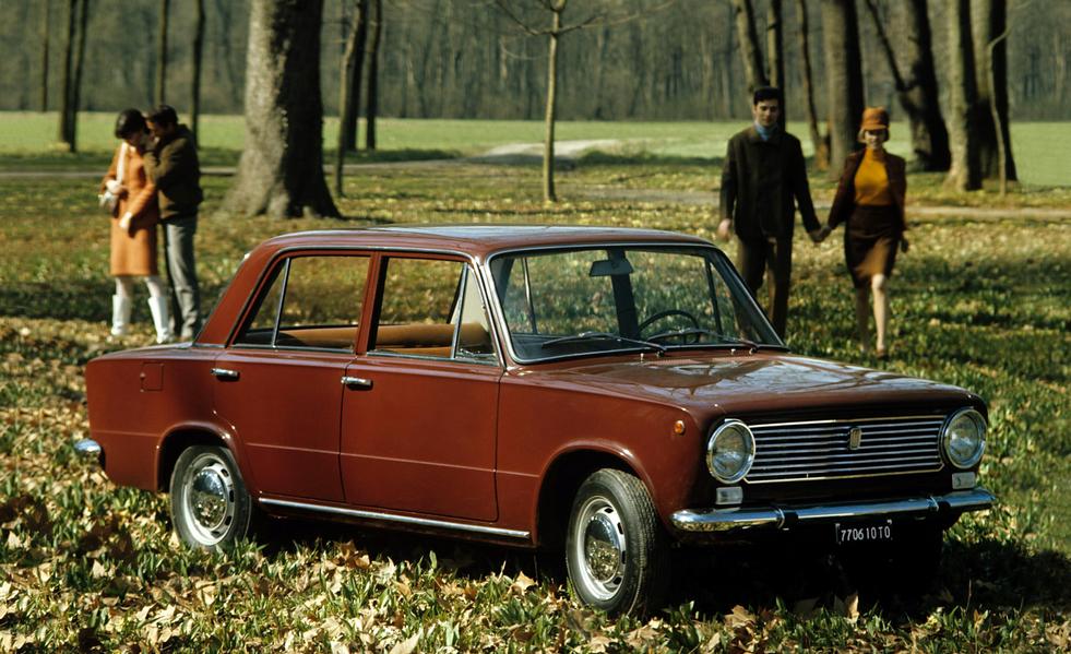 """Как """"Fiat 124"""" стал """"Жигулями"""""""