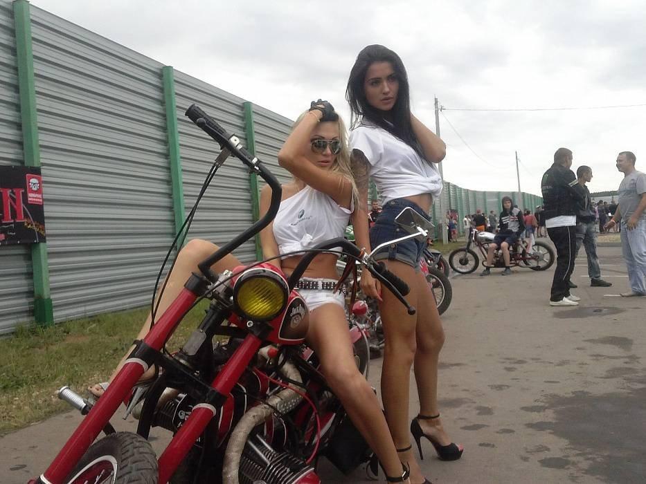 Кастом мотоцикла Днепр