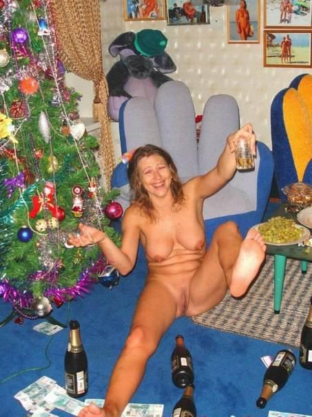 порно фото частное новый год