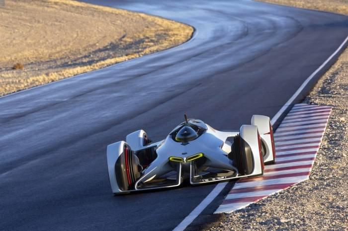 Автомобиль с лазерным двигателем, За секунду до сотни.