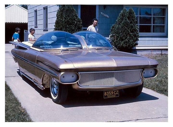 Chevrolet Ultimus опередивший свое время