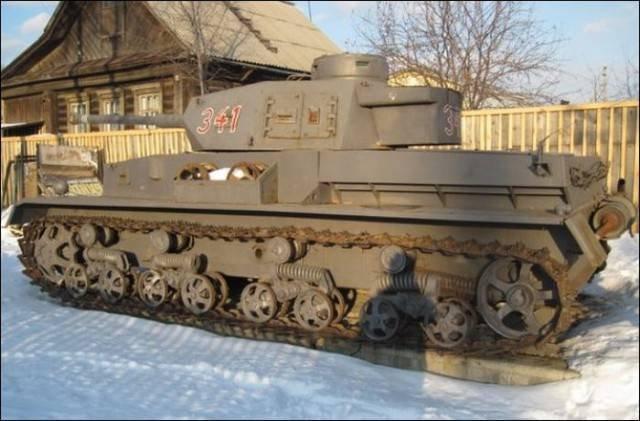 1452905005 kak v rossii prodavali nemeckiy tank pz. iv 9