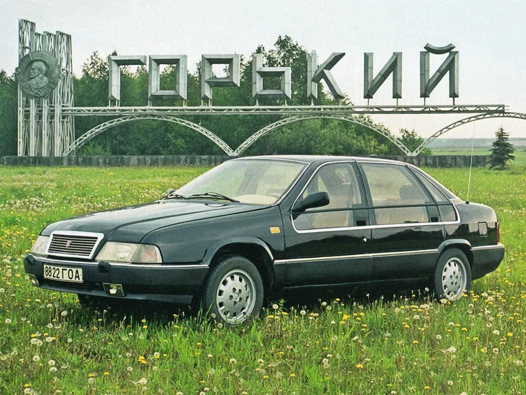 "ГАЗ-3105 ""Волга"""