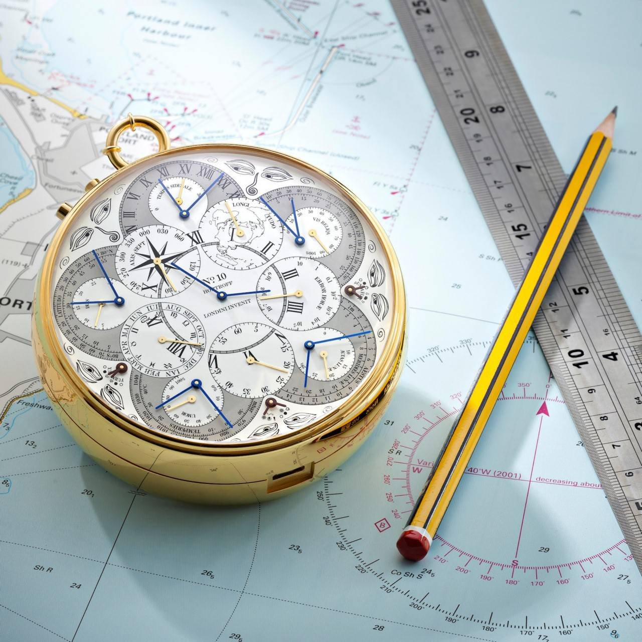 Но если секунда - придуманная величина, то нужно настраивать все часы под неё.