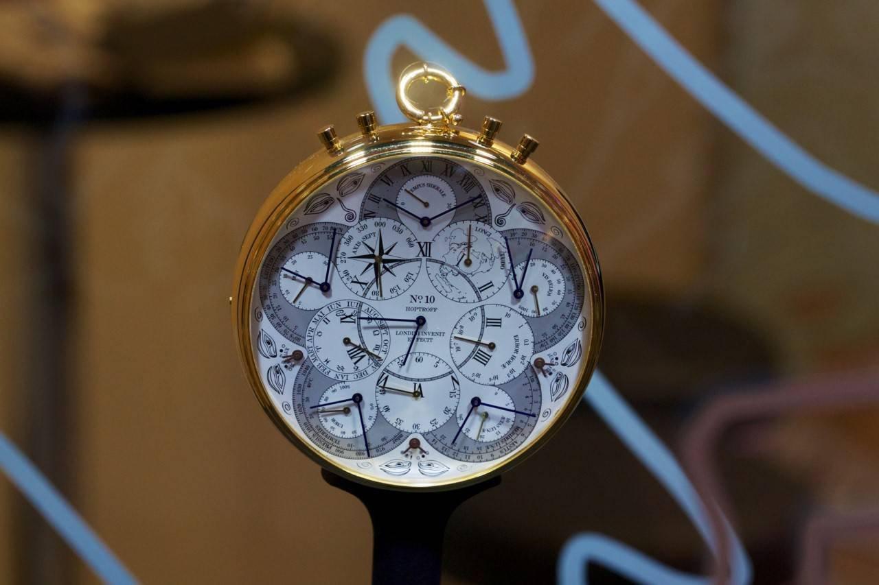Как работают атомные часы на основе цезия?