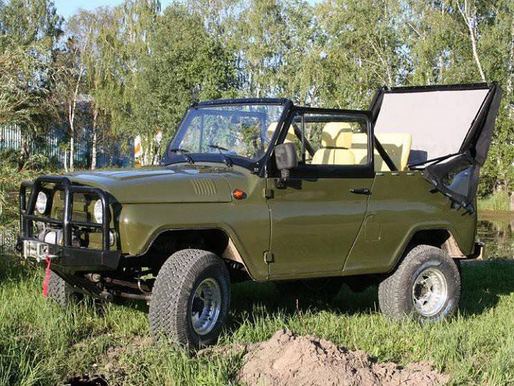 Самые  популярные советские автомобили на западе