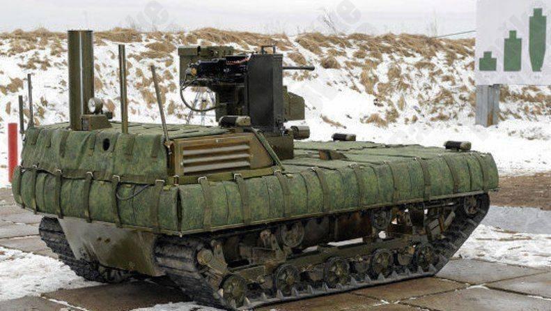 1455086675 rossiyskie boevye roboty uran 5