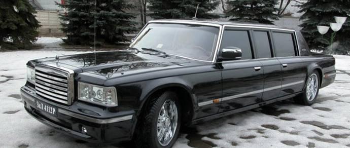 Лимузин, который не понравился Путину, продают за 1,2 миллиона долларов.