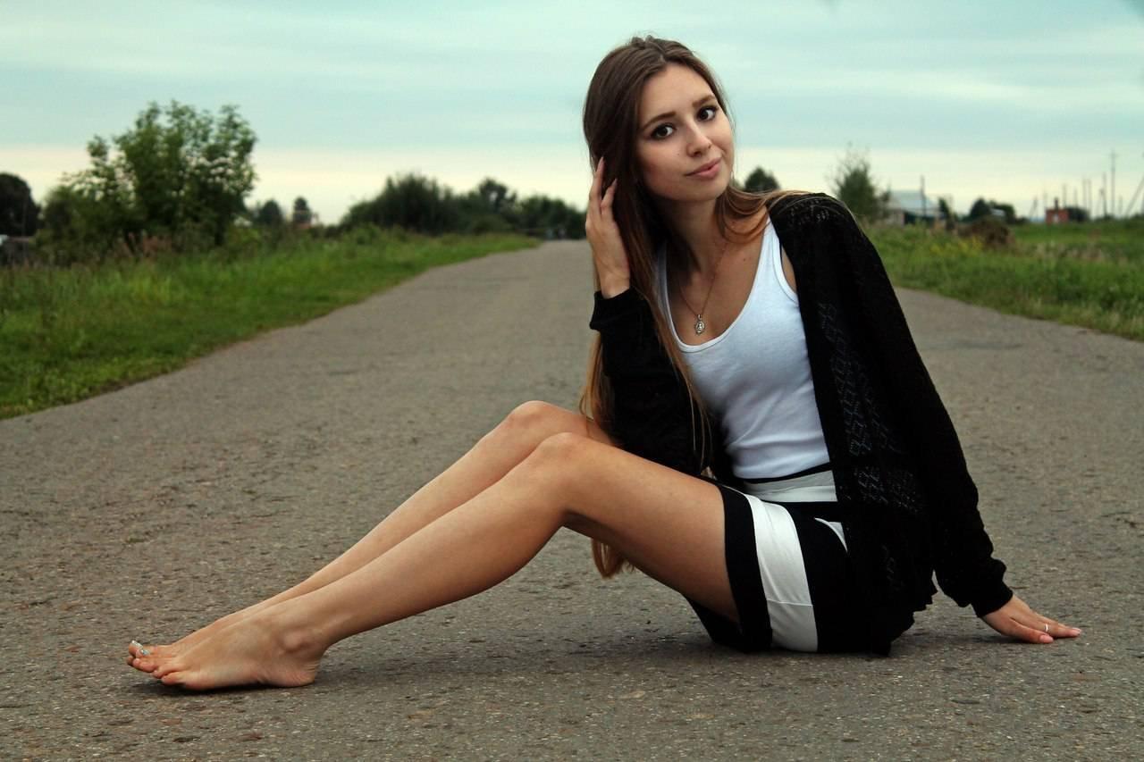 Личное фото девушки, порево с красоткой в риме