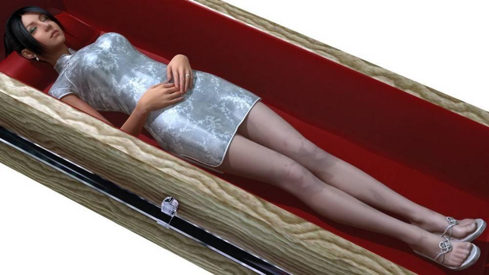Как выглядит секс в гробу фото 16193 фотография