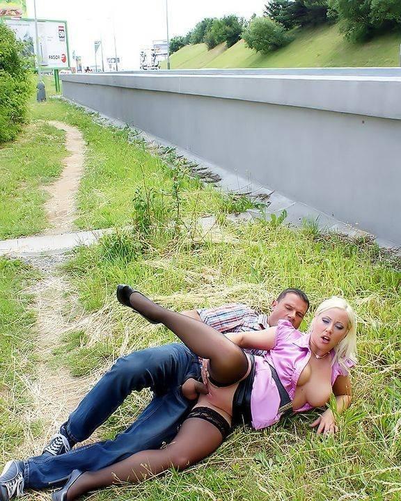 Придорожние проститутки