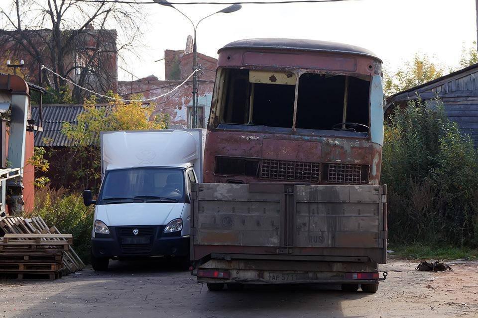 1461307850 istoriya odnogo avtobusa kavz 3100 sibir 5