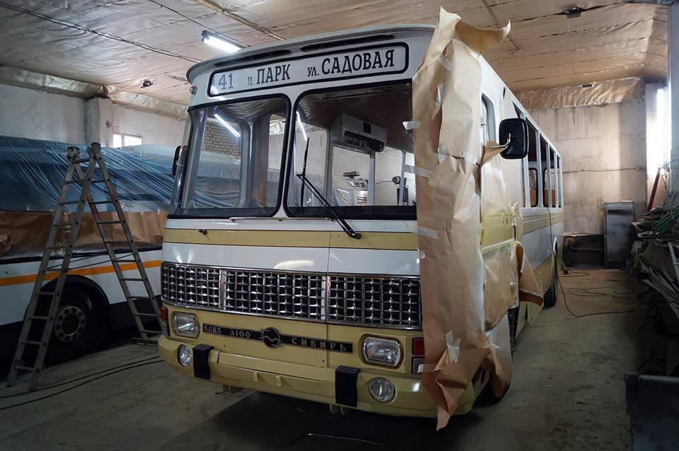 1461307878 istoriya odnogo avtobusa kavz 3100 sibir 21