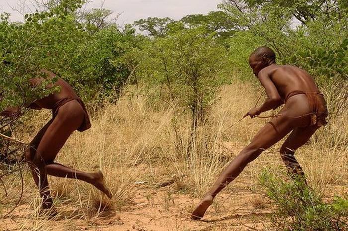 Кунг – дикое африканское племя, прославившееся мистическими ритуалами