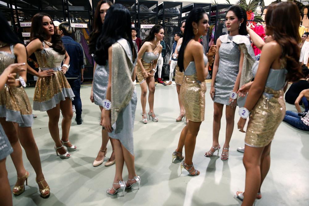 Transgender Mexican Wins International Beauty Contest