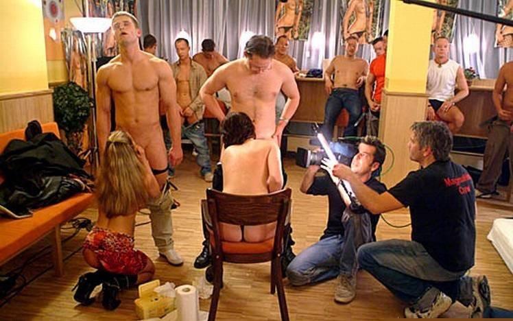 Как Готовят К Съемкам Порно Актеров
