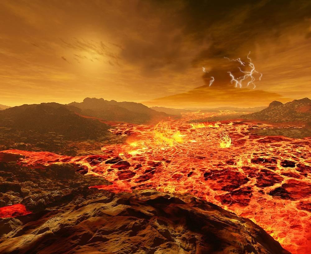 Как выглядит рассвет на других планетах