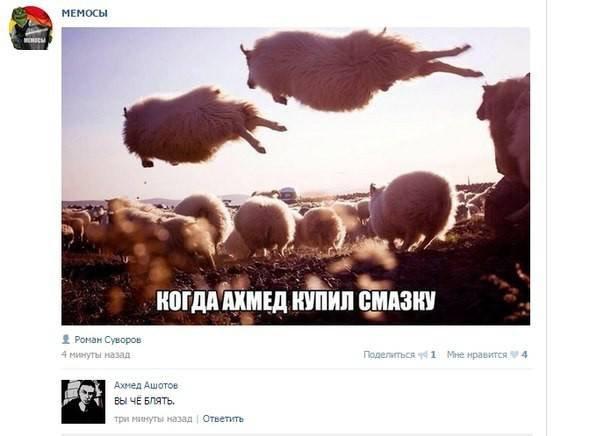 Смешные комментарии из социальных сетей (42 фото)