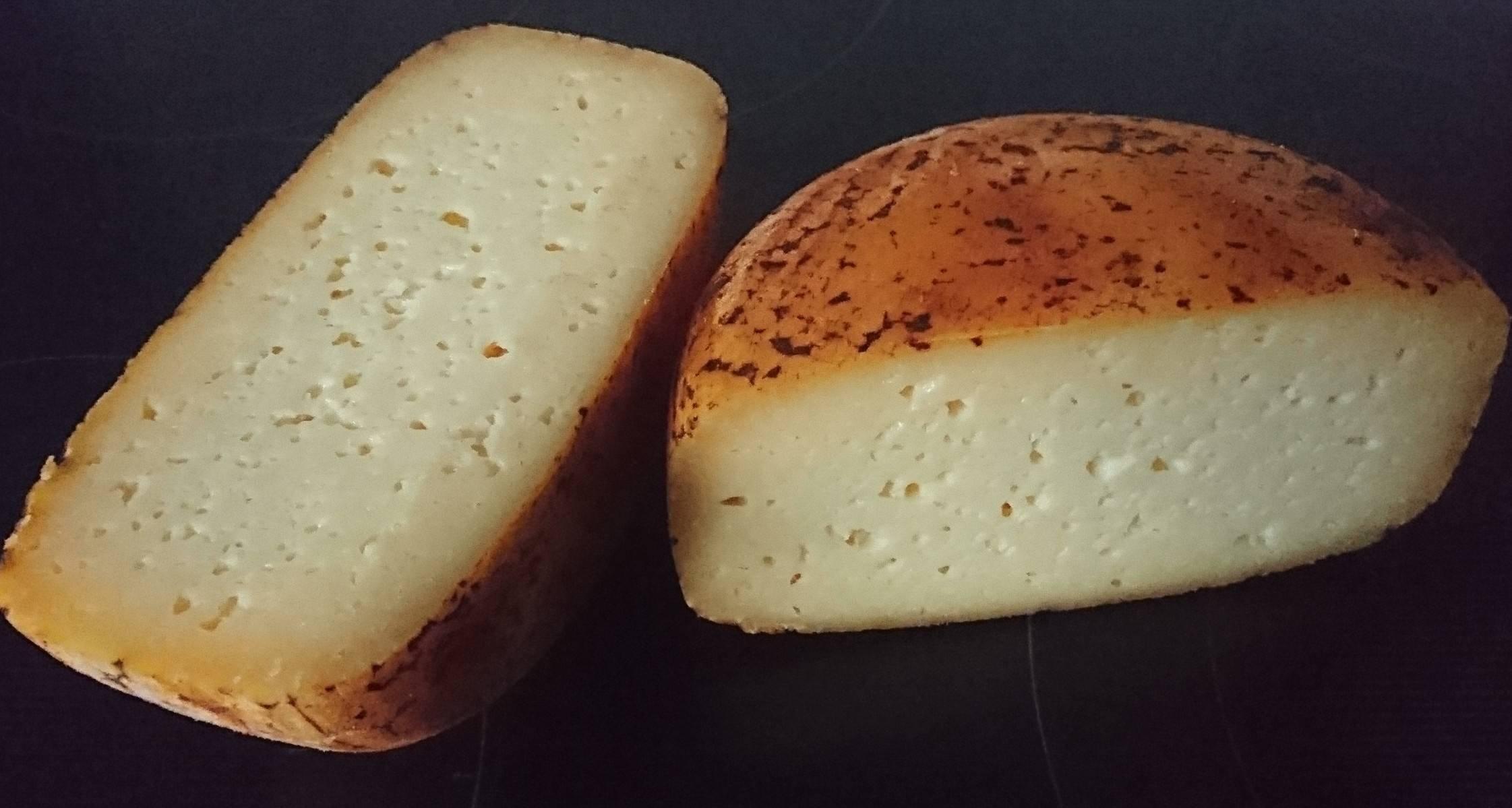 Сыр Российский (домашний)