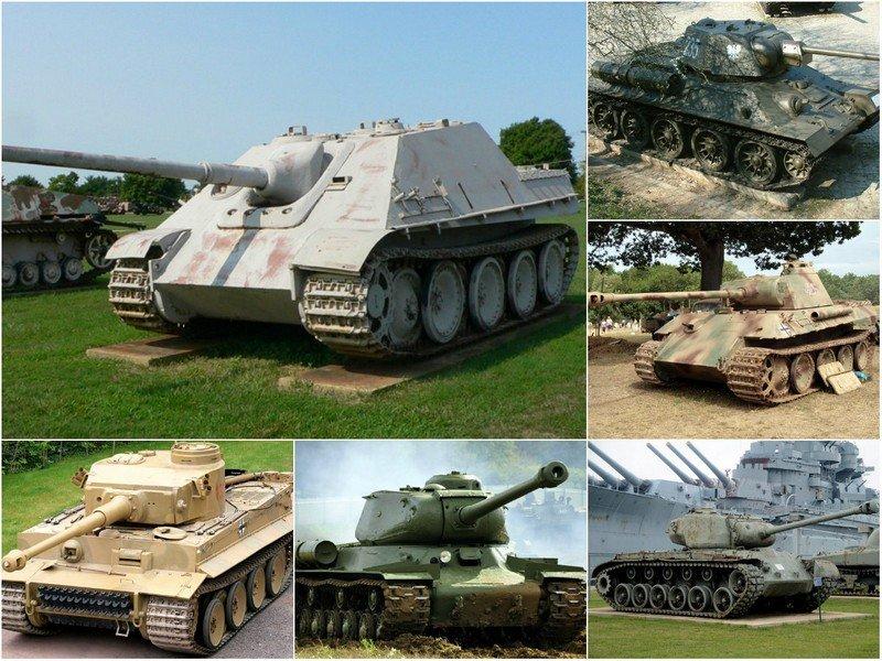 самые удачные фото второй мировой танки одной