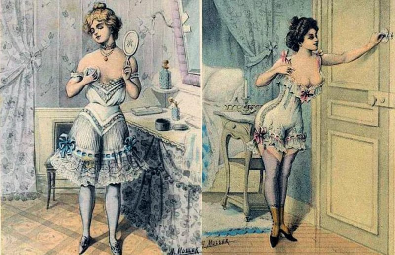 Эротическое фото 19 века - foto-privateru