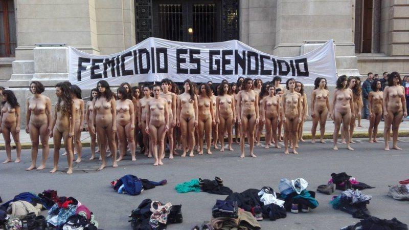 Feminist nude — img 12