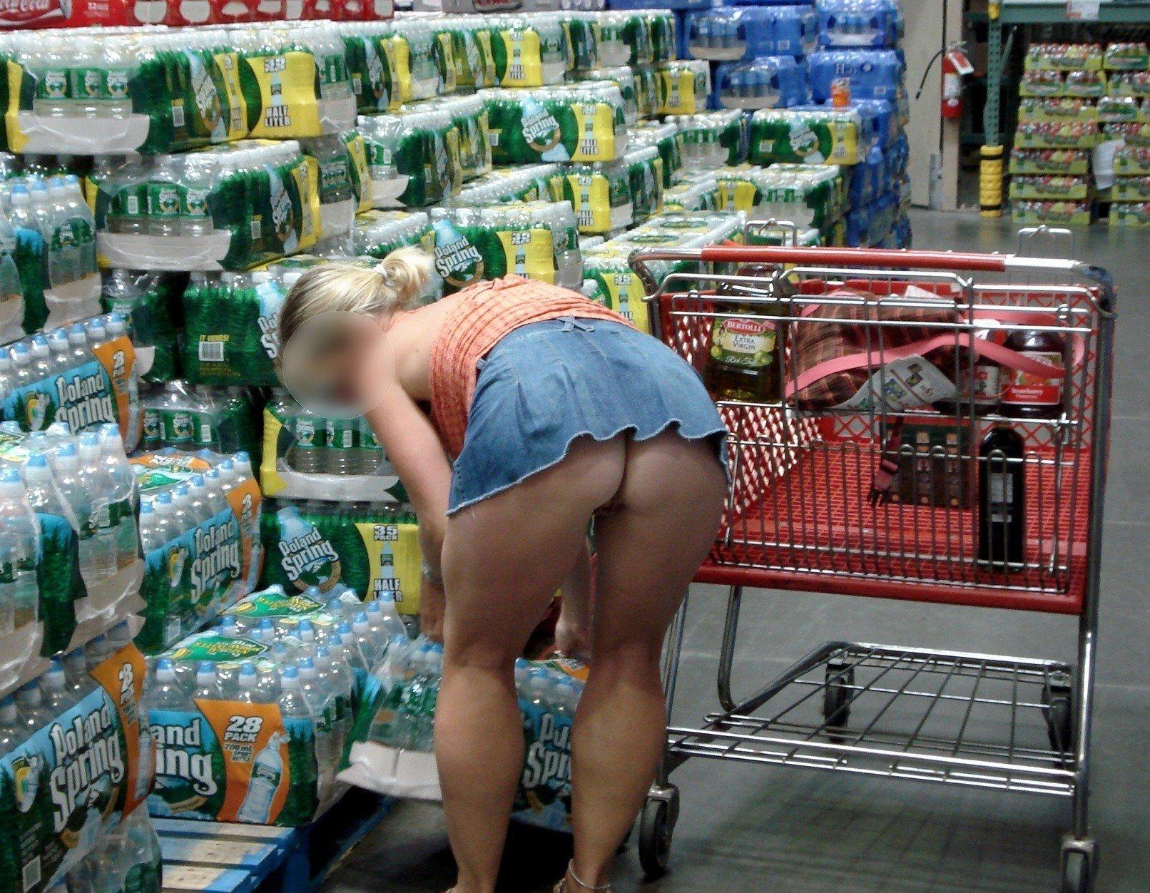 Полная дама в магазине без трусиков смотреть видео — pic 13