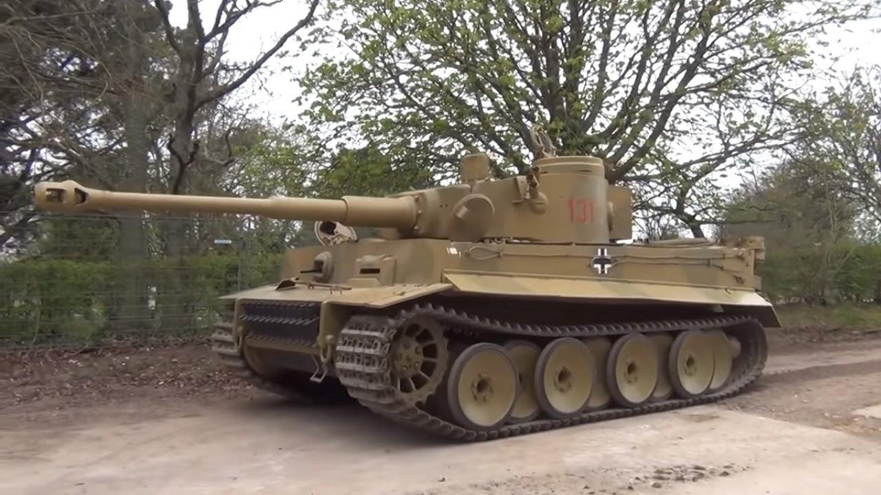 фото танк тигр внутри фото