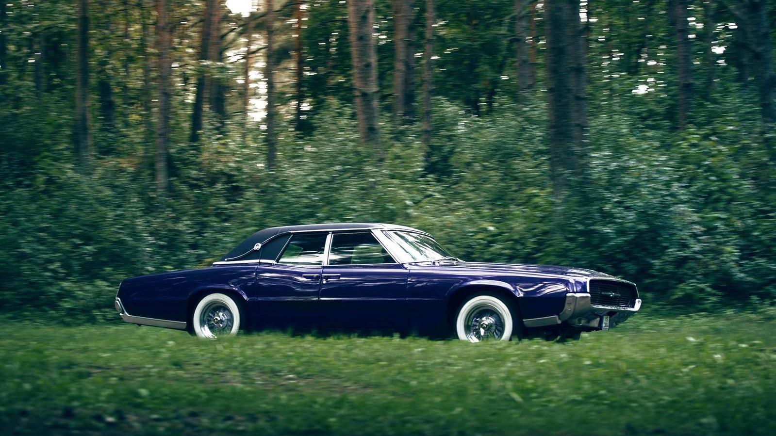 Смотреть Реставрация автомобиля Ford Thunderbird 67 видео
