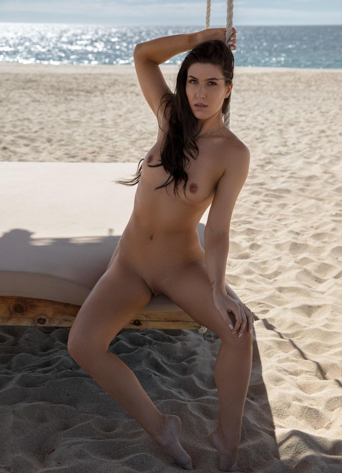Beach of carmen nudes 12
