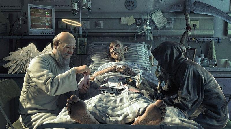 Самые странные причины смертей в человеческой истории