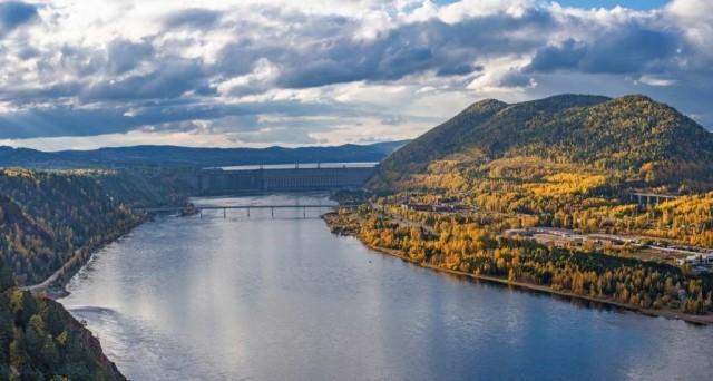 Самые глубокие реки в России С миру по нитке